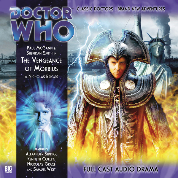 Doctor Who A013 The Vengeance of Morbius