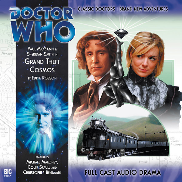 Doctor Who A011 Grand Theft Cosmos audiobook by Big Finish