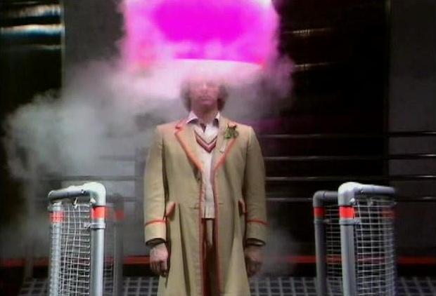 Davison Doctor Who Arc of Infinity