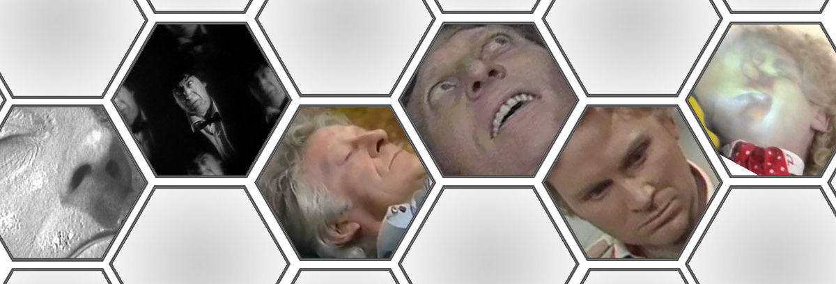 First six regenerations doctor who back when