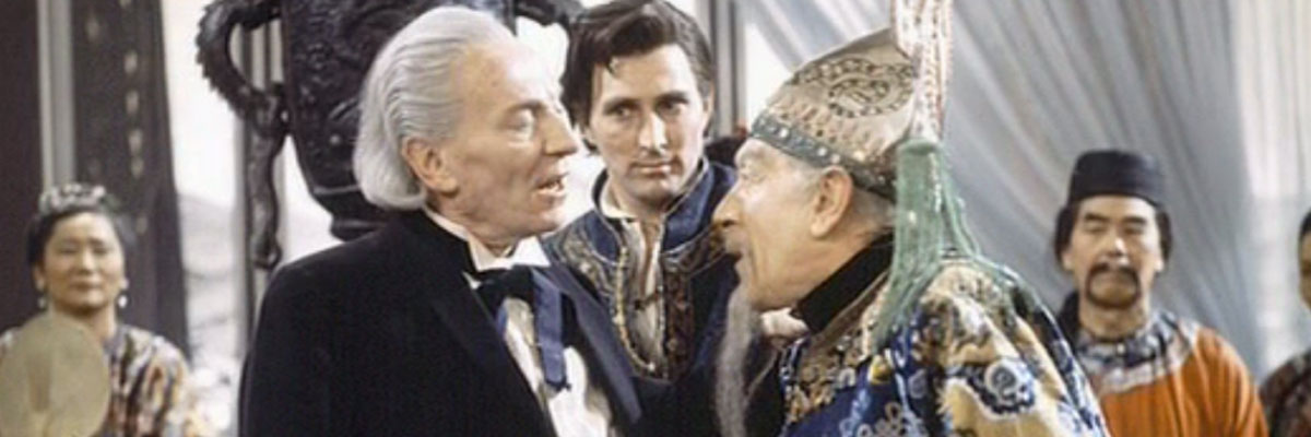 Classic Doctor Who Marco Polo