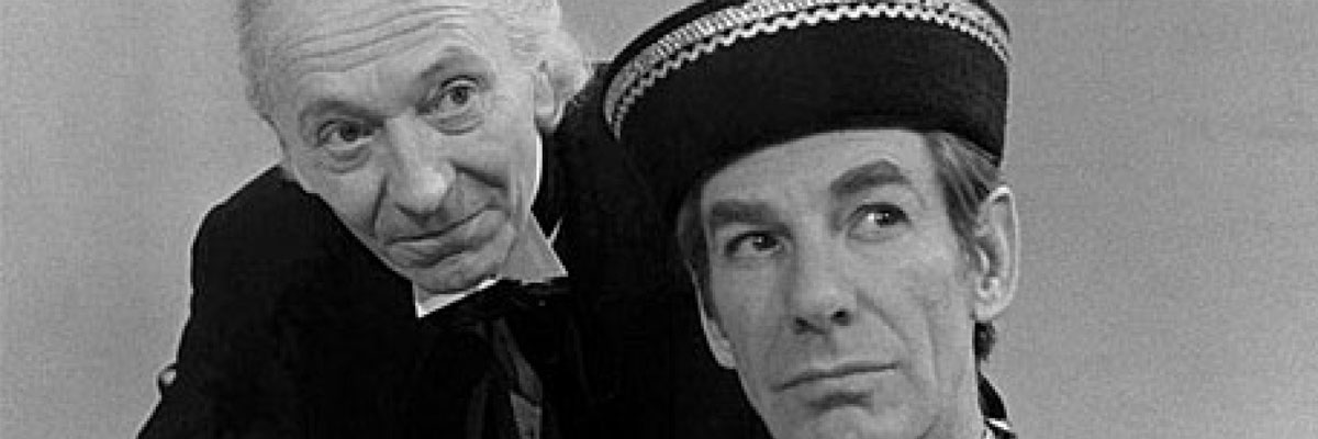 Classic Doctor Who Celestial Toymaker